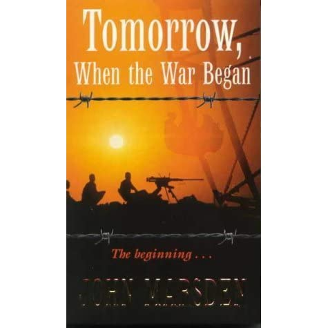 tomorrow when the war began essay on change