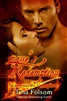 Zane's Redemption (Scanguards Vampires, #5)
