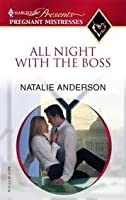 All Night with the Boss (Pregnant Mistresses)