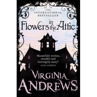 cover the book in Flowers attic