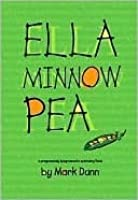 "a progressively lipogrammatic epistolary essay It's one of my all-time favorite books it's called ella minnow pea by mark dunn  he describes it as an ""progressively lipogrammatic epistolary fable"" it is written in ."