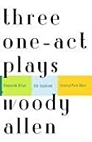 Three One-act Plays: Riverside Drive/Old Saybrook/Central Park West