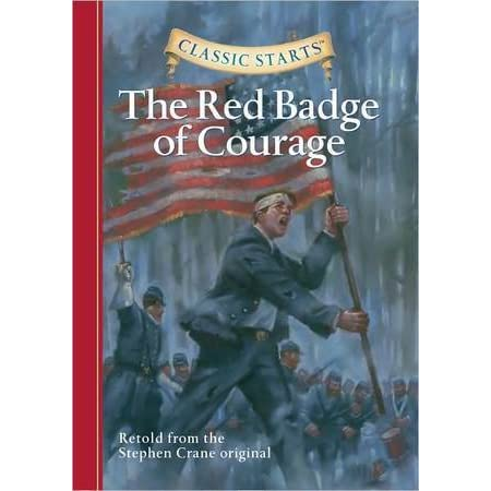 the red badge of courage book report