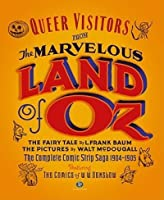 Queer Visitors from the Marvelous Land of Oz with illustrations