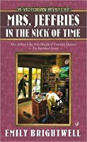 Mrs. Jeffries in the Nick of Time (Mrs. Jeffries)