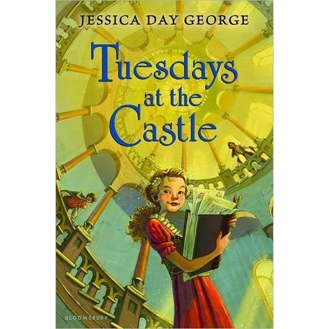 tuesdays at the castle book report Synopsis in this sequel to princess of the midnight ball, princess poppy sets off   i loved that this book was clean and appropriate for the target reading level   tuesdays at the castle by jessica day george princess of the midnight ball by .