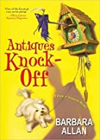 Antiques Knock-Off (A Trash 'n' Treasures Mystery, #5)