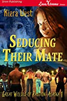 Seducing Their Mate (Great Wolves of Passion, Alaska, #1)