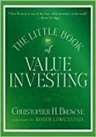 The Little Book of Value Investing (Little Books. Big Profits)