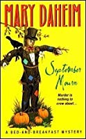 September Mourn (Bed-and-Breakfast Mysteries #11)
