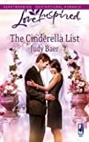 The Cinderella List (Steeple Hill Love Inspired (Large Print))