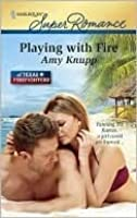 Playing with Fire (Harlequin Super Romance)