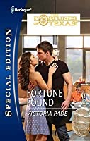 Fortune Found (Harlequin Special Edition #2119)