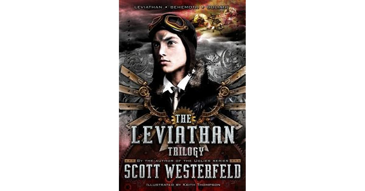 The Leviathan Trilogy by Scott Westerfeld — Reviews ...