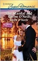The Scandal and Carter O'Neill (Harlequin Super Romance)