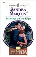 Marriage on the Edge (Harlequin Presents)
