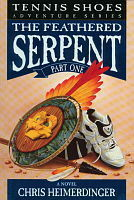 Tennis Shoes: Feathered Serpent, Part 1 (Tennis Shoes, #3)