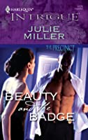 Beauty and the Badge (The Precinct Series Book 11)