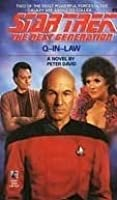 Q-In-Law (Star Trek: The Next Generation, #18)