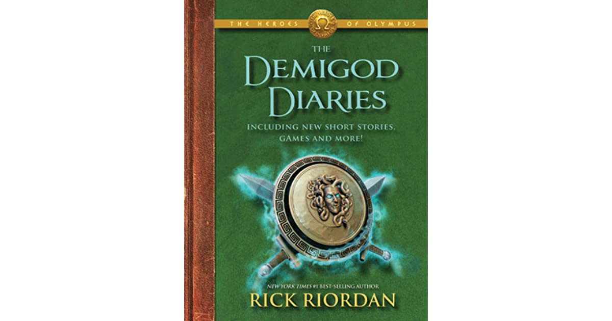 The Demigod Diaries Heroes of Olympus  Churchlands