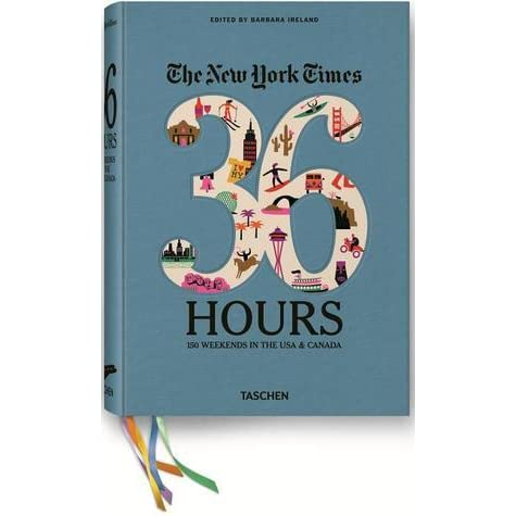 The new york times 36 hours 150 weekends in the usa for Good time to visit new york