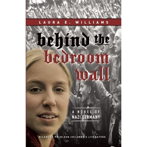 Behind the bedroom wall book report