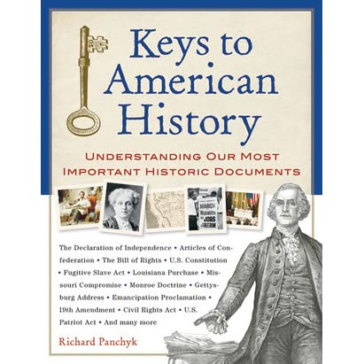 Keys to american history understanding our most important for From documents of american history