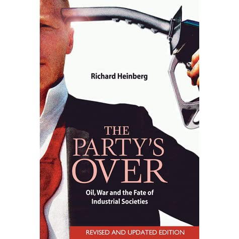 the partys over heinberg essay