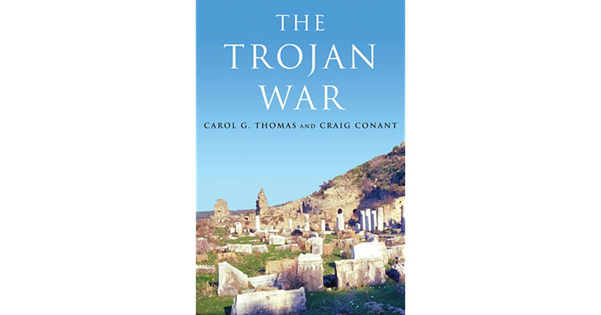 book report of trojan war View test prep - trojan war book review from class 40 at university of california, santa barbara rewriting the story of the trojan war has a long and distinguished.