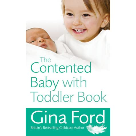 The Contented Baby with Toddler Book by Gina Ford — Reviews ...