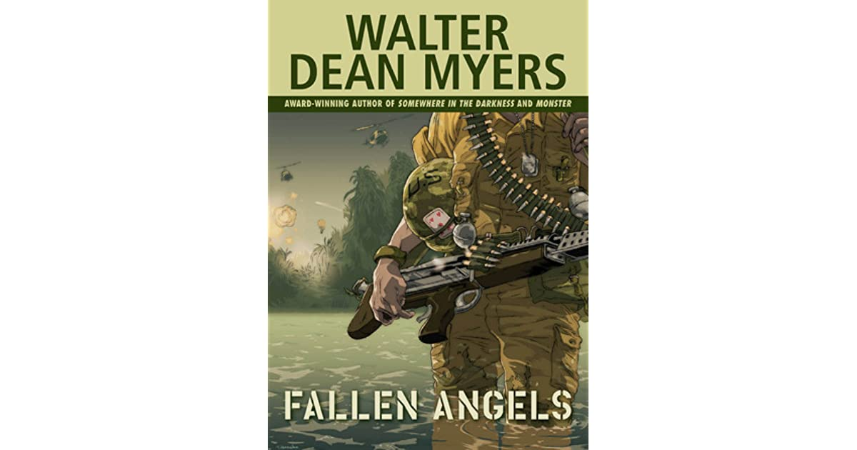 the theme of god in the novel fallen angel by walter dean myers A book by walter dean myers the book he still remembered all of his fallen hospital themes of fallen angels a theme of this novel is realizing.