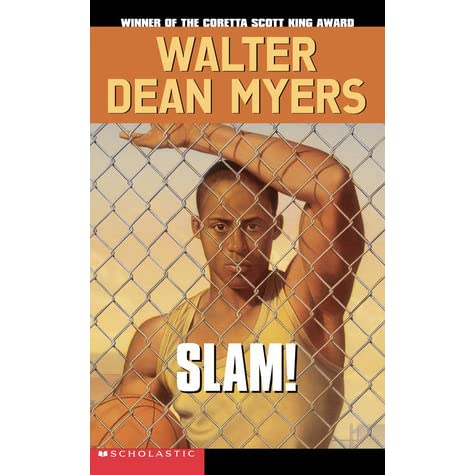 book review slam by walter dean myers