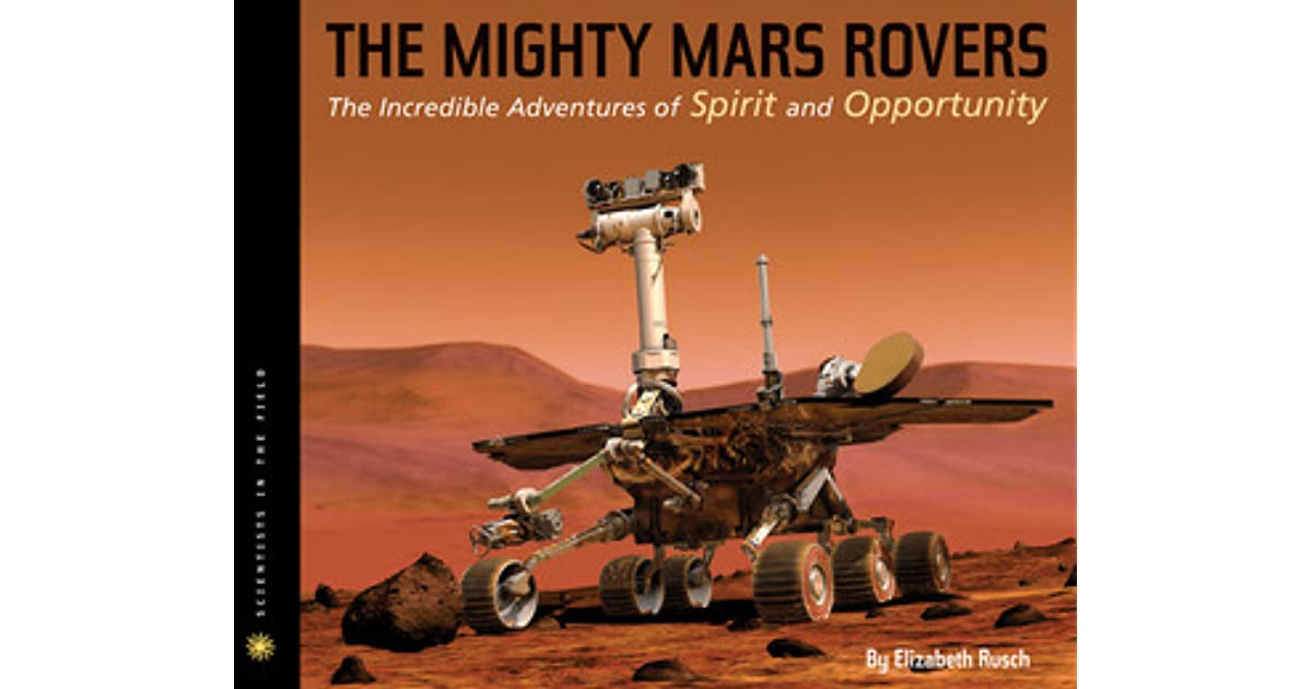 the book the mars rover - photo #4