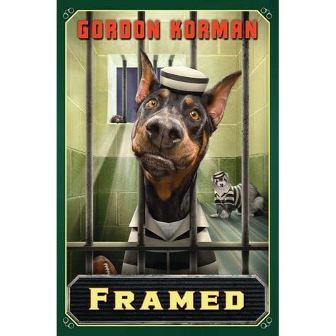 framed swindle 3 by gordon korman reviews discussion bookclubs lists