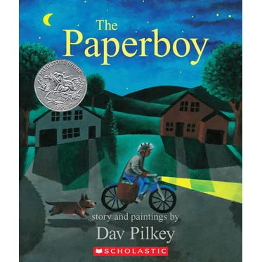 The Paperboy by Dav Pilkey — Reviews, Discussion, Bookclubs, Lists