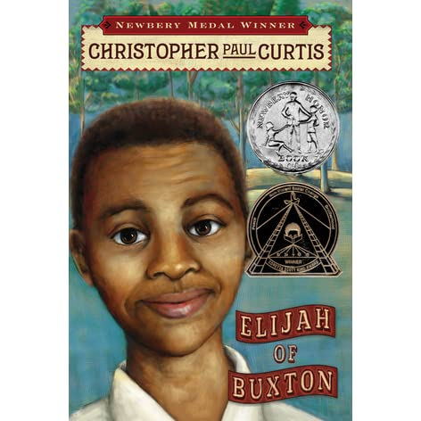 elijah buxton book report Elijah of buxton (chinese edition report abuse natalie 50 out of 5 but the characters and events keep one firmly with elijah a very appropriate book for.