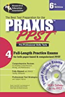 Praxis I PPST w/ CD (REA)-The  Best Test Prep for Pre-Professional Skills Test