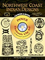 Northwest Coast Indian Designs CD-ROM and Book