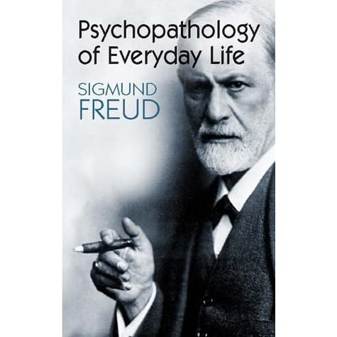 freud psychopathology of everyday life pdf
