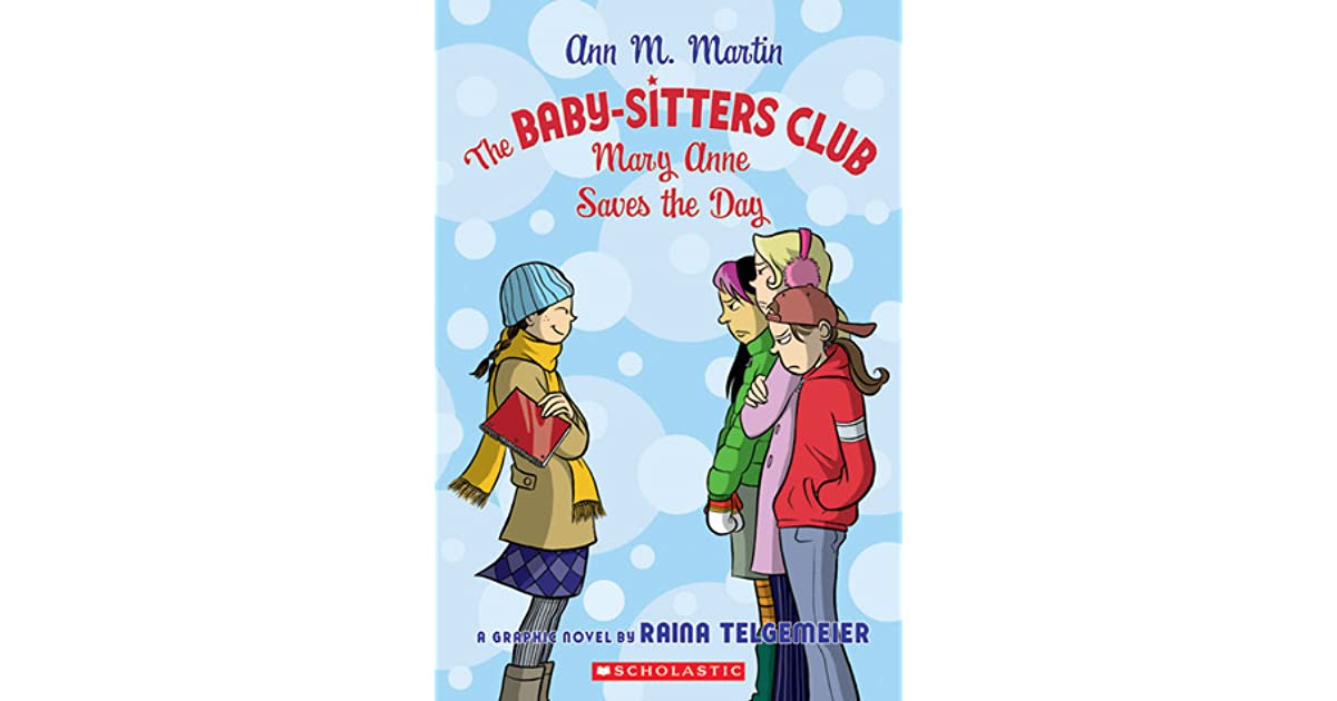 the babysitters club graphic novel pdf