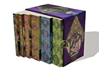 Harry Potter Paperback Boxed Set, Books 1-6 (Harry Potter, #1-6)