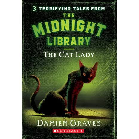 The Cat Lady by Damien Graves — Reviews, Discussion, Bookclubs, Lists