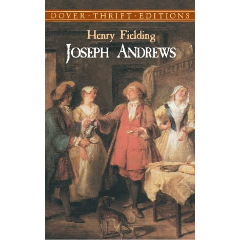 Joseph andrews by henry fielding reviews discussion for Farcical humour in joseph andrews