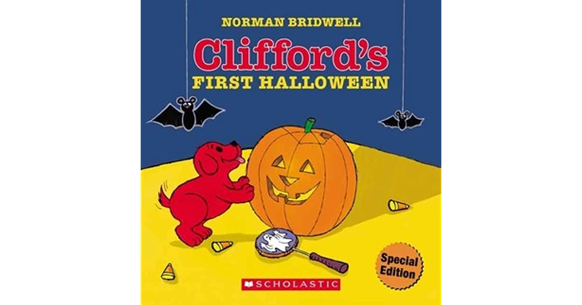 cliffords first halloween by norman bridwell reviews cliffords halloween norman bridwell