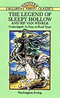 The Legend of Sleepy Hollow and Rip Van Winkle (Dover Children's Thrift Classics)