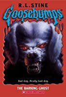 Goosebumps #32 The Barking Ghost book with pull-out poster