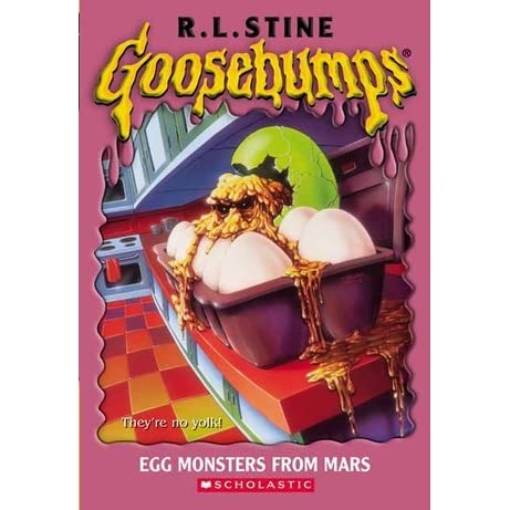 egg monsters from mars book - photo #2
