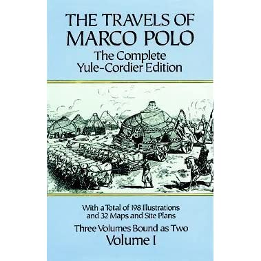 the travels of marco polo volume i the complete yule. Black Bedroom Furniture Sets. Home Design Ideas