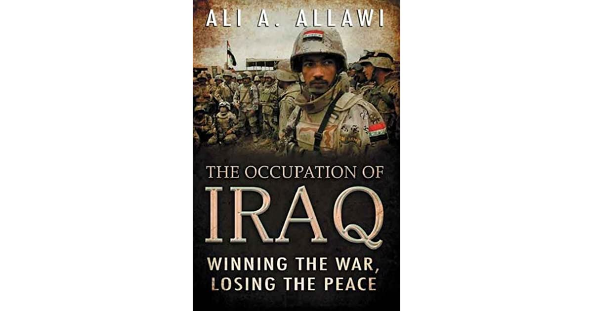 winning the peace in iraq essay Winning the peace in mosul stability requires the prime minister has won high marks for even-handed helmsmanship in shiite muslim-majority iraq.