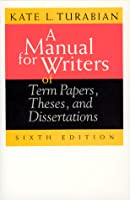 Buy published dissertations
